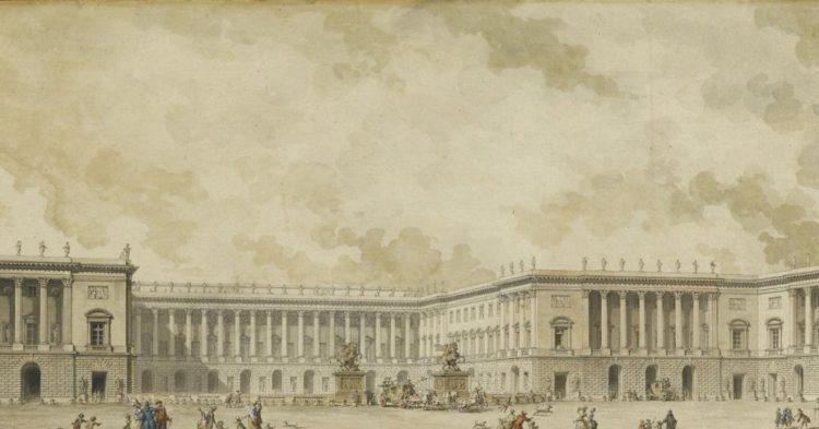 Versailles Architectures rêvées 1660-1815
