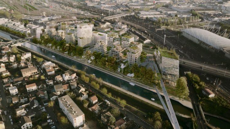 Projet MKNO - Bobigny