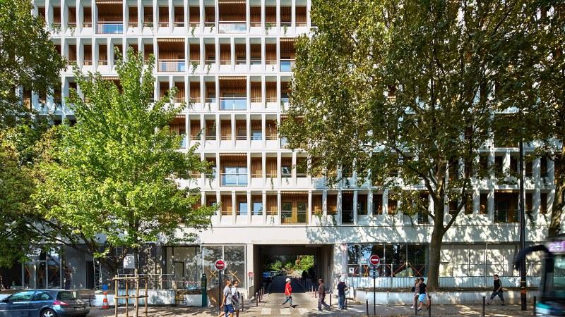 1er Prix de la transformation de bureaux en logements : les lauréats