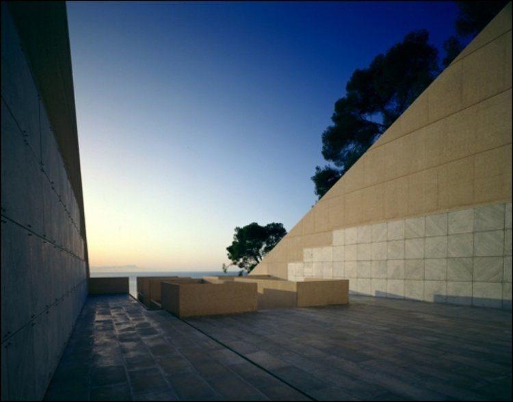 Marc Barani - Extension du cimetière Saint-Pancrate