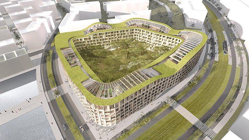A Reykjavik, Jakob + Macfarlane are Reinventing l'Islande