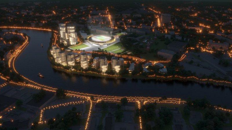 A Moscou, le nouveau stade du Torpedo est signé Michel Rémon