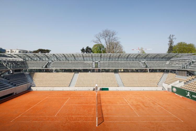 Roland-Garros Marc Mimram