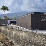 Eruption de la montagne Pelée : le musée, signé Olivier Compère