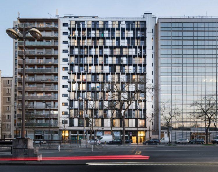 IGH Bureaux 60 logements