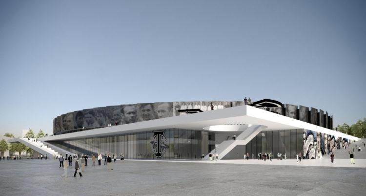 Stade Moscou