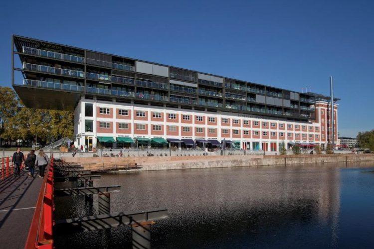 Projet du Dock's – Strasbourg