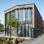 Boréal au jardin par James Cowey et STUDIOS Architecture