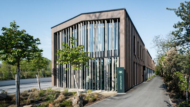 Jardin Boréal pour James Coway et STUDIOS Architecture