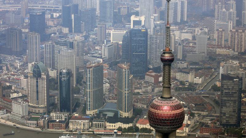 En Europe la métropolisation Made in China ?