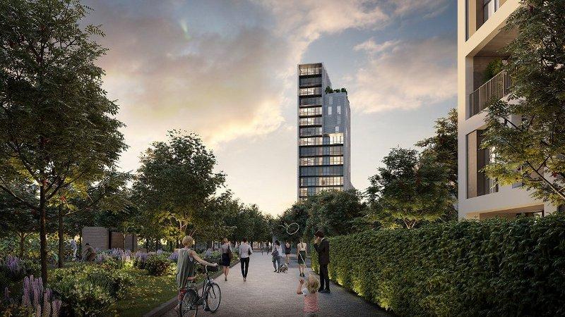 C40 – Barreca & La Varra : Reinventing le logement social à Milan
