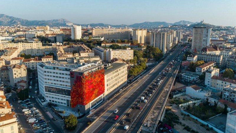 A Marseille, Tangram avait la KLEY de la résidence