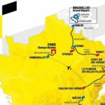 Face au patrimoine lénifiant, un Tour de France contemporain – 1ère semaine