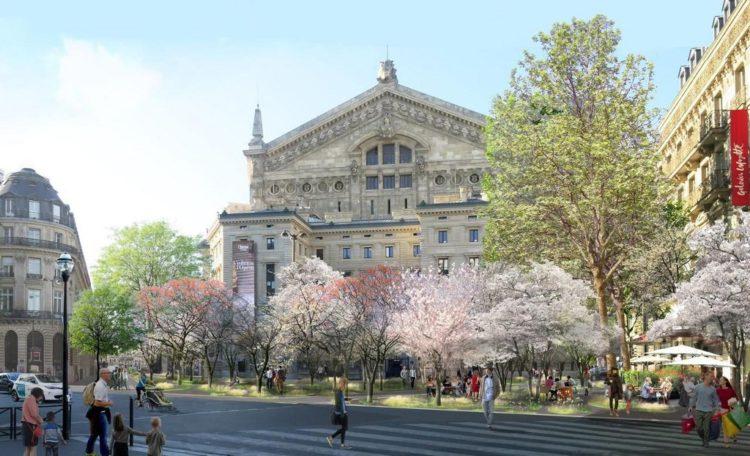 Opéra Garnier@Ville de Paris–Apur-Céline Orsingher