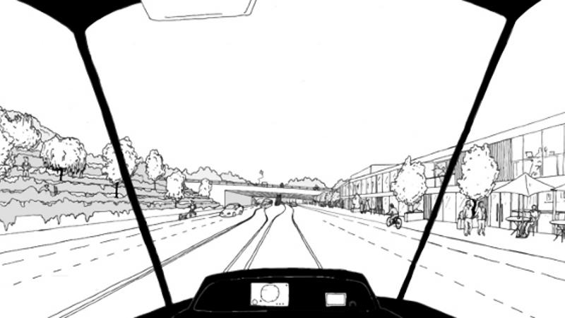 En Route, via le pôle multimodal, avec L'ENSA Toulouse