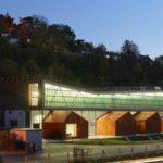 Une usine d'eau potable à Avranches par Le Priol Architectes