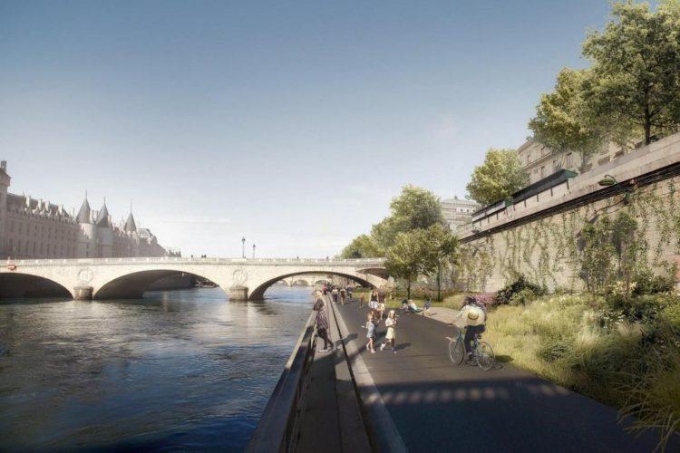 Berges de Seine@Ville de Paris–Apur-Céline Orsingher