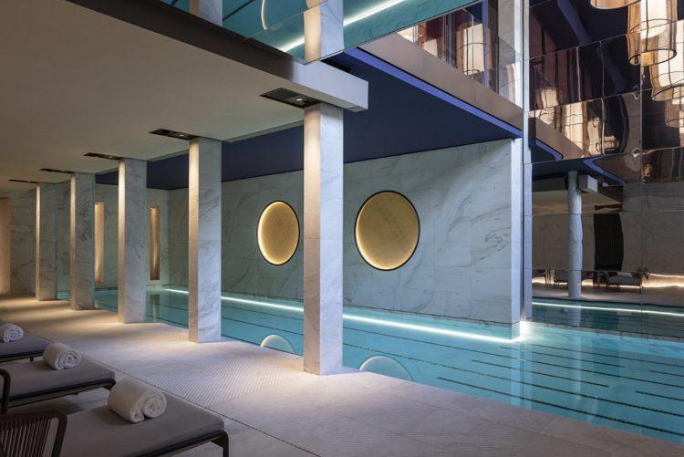 Le Lutetia piscine