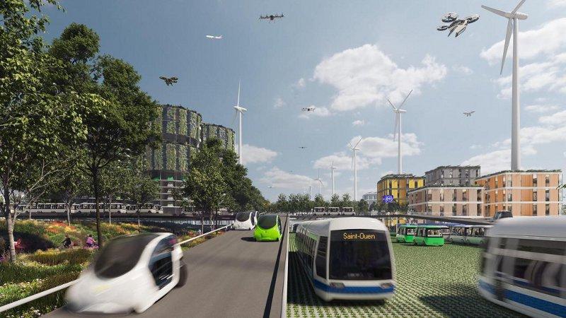 La mobilité, nouveau dada d'architecte ? Les pouvoirs publics au galop