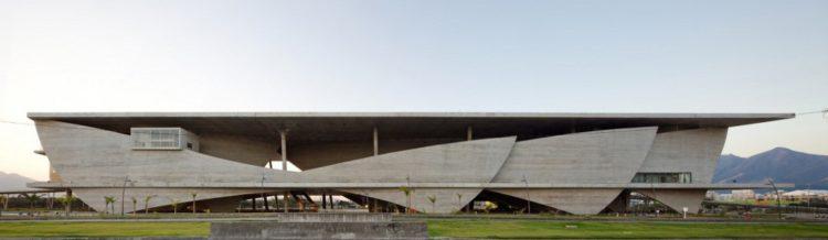 Cité des Arts de Rio Béton