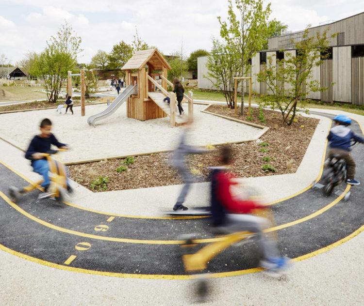 Playground Courdimanche