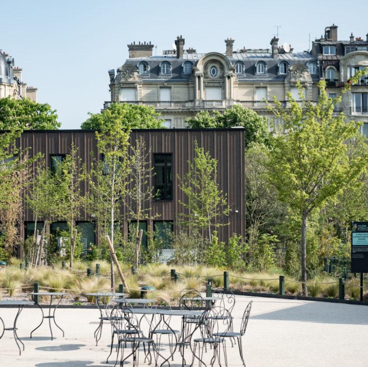 Bâtiment Boréal Paris