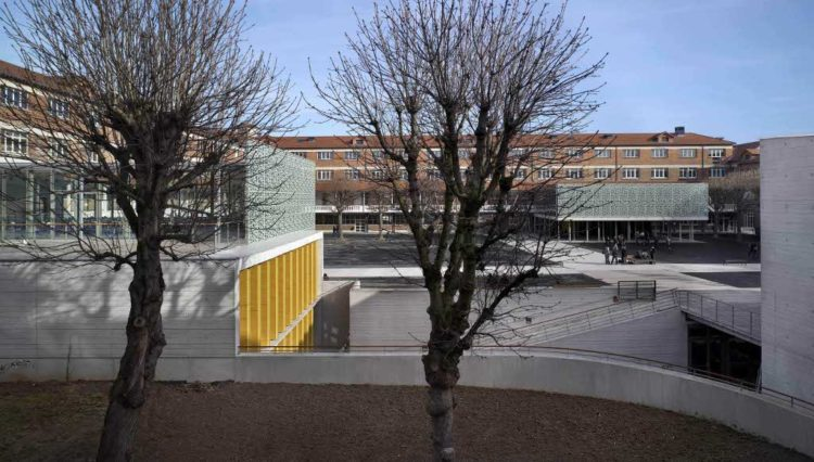 Lycée Franklin Roosevelt