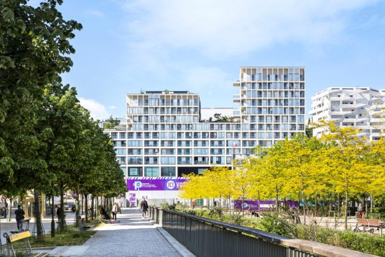 ZAC Batignolles - Paris