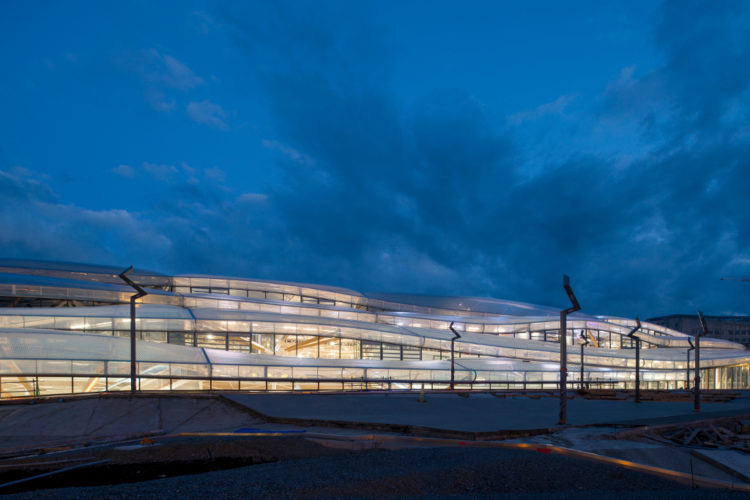 Gare de Rennes Couverture