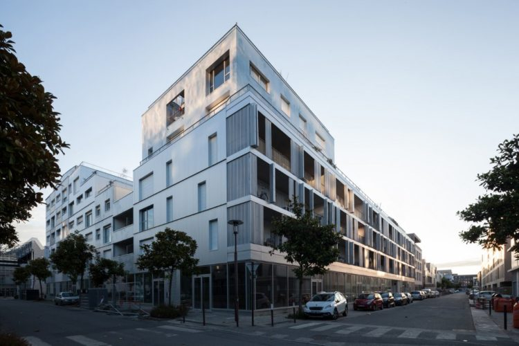Ile de Nantes Metra + Associes
