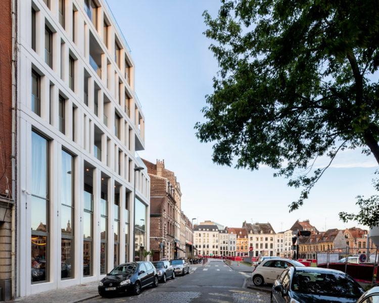 Vieux-Lille - Le Cerisier Coldefy