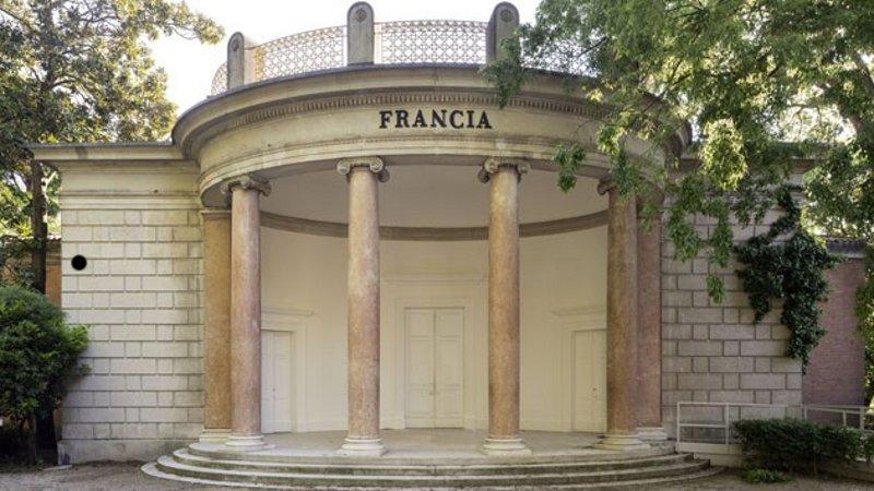 Venise - Pavillon