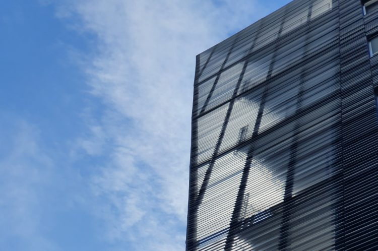 Néos - Détail de façade