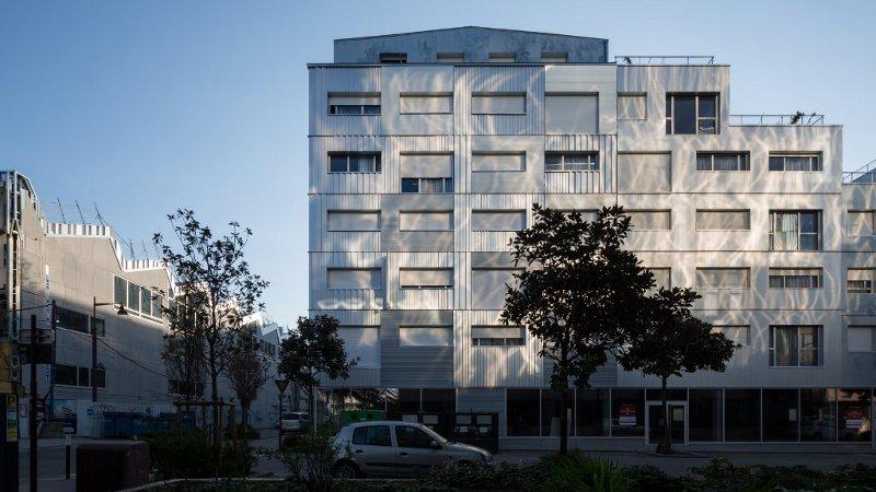 Sur l'Ile de Nantes, biophilie et bien-être avec Egérie, par Métra + Associés