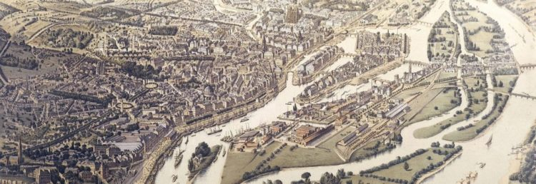 Ile de Nantes Histoire