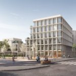 Z Architecture pour le siège régional de Demathieu Bard à Villeurbanne