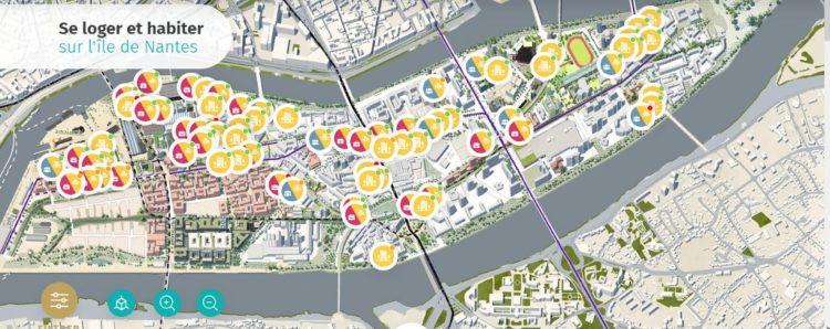 Ile de Nantes - Site