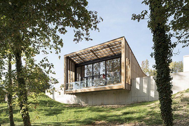 Extension maison de retraite Vaucouleur