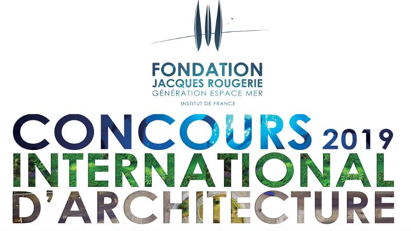 Fondation Jacques Rougerie - Concours international d'Architecture 2019