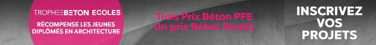 Trophée Béton Écolces