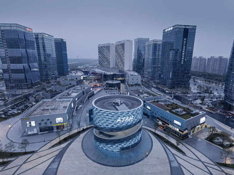 Heli-stage Epicentre Shaoxing
