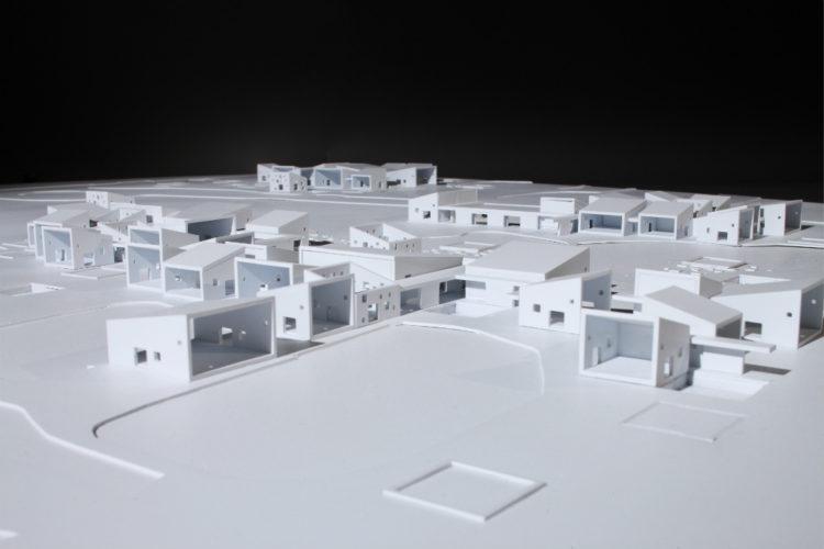 Xixi village model