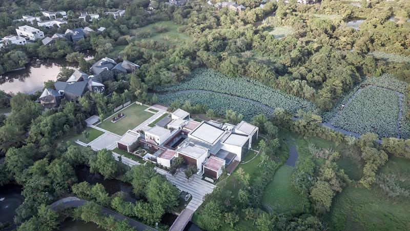 Le village d'art de Xixi : un jardin sans fin