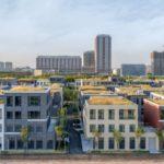 Le M3 : «Beauty Cube» ou des blocs de bureaux à hauteur de rue