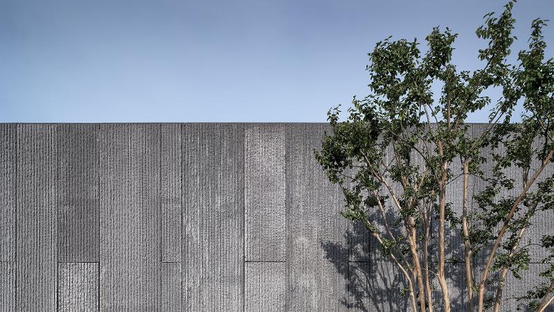 A Suzhou, la fondation Cyrus Tang au cœur d'un parc naturel