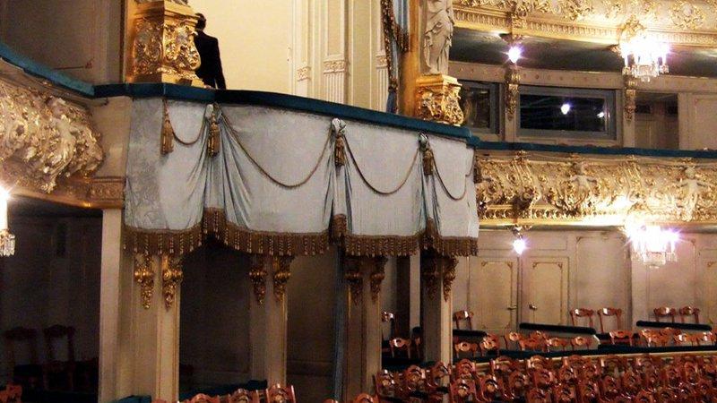 Xavier Fabre, rencontre pour un opéra russe