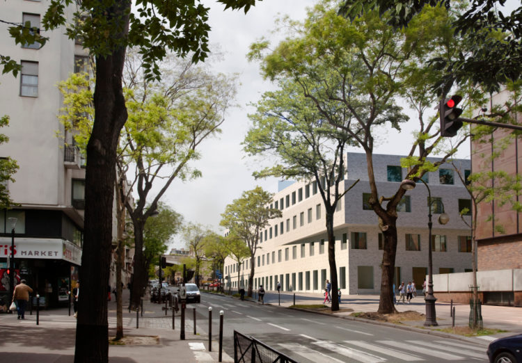 Sainte-Anne Pargade Architectes