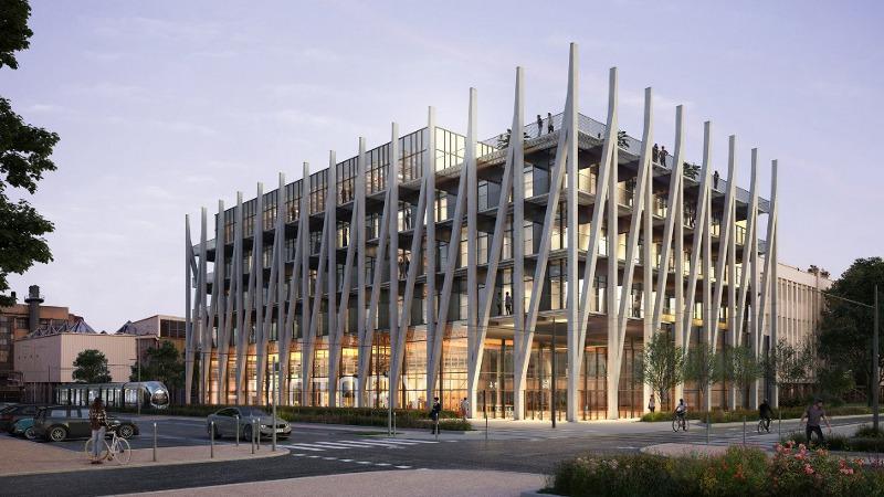 A Lyon, l'I-Factory de Z Architecture, ce n'est pas l'usine