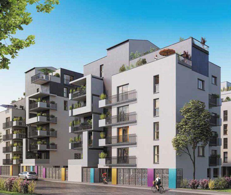 Jardins suspendus Bouygues Immobilier