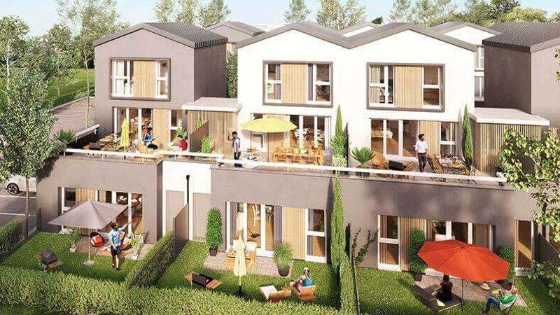 A Bezannes, les logements ZenéO carbone, signés Bouygues itself